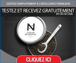 Plein2Kdo - Caviar Made in France