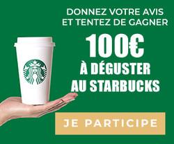 Conso-Enquête Starbucks