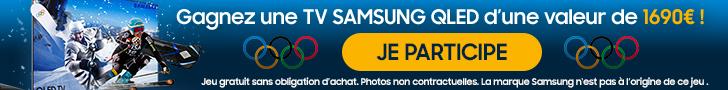 Conso-Enquête TV Samsung QLED