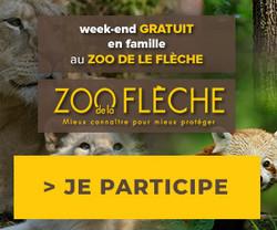 Conso-Enquête Zoo de la Flèche