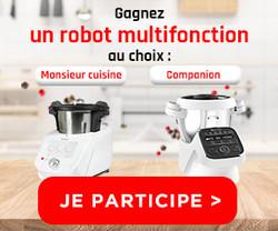 Conso-Enquête Robot cuisine