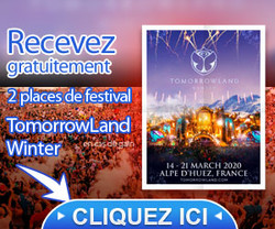 Plein2Kdo - 2 places pour le festival TomorrowLand Winter
