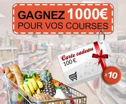 Gagner 1000 euros de courses