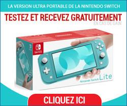 Plein2Kdo - Nintendo switch lite