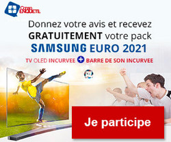 Conso-Enquête Tv Oled Euro 2021 Samsung