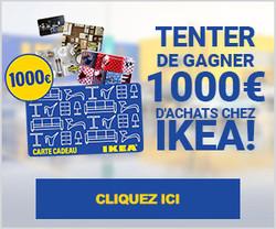 1000€ IKEA