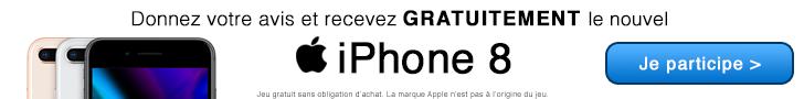 Conso-Enquête iPhone 8