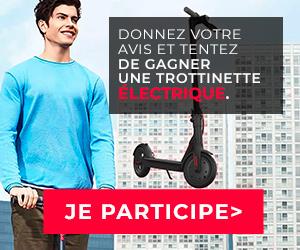 Enquête-Shopping Trottinette électrique