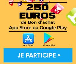 Conso-Enquête Bon d'achat app store ou Google play
