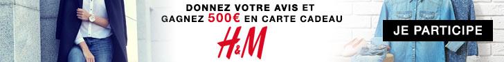 Conso-Enquête H&M