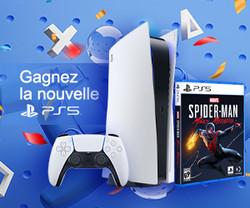 Gagnez Gagnez la nouvelle PS5 | Vip Concours