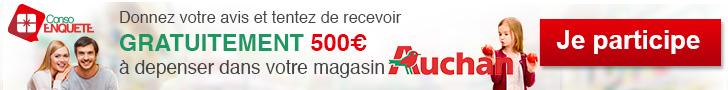 Conso-Enquête Auchan
