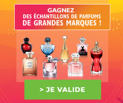 Conso-Enquête échantillons de parfums