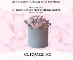 Plein2Kdo - Bouquet de Fleurs Bergamotte