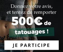 Conso-Enquête Tatouages