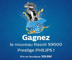 Rasoir S9000 Prestige de PHILIPS | Vip Concours