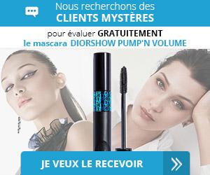 Client Mystère - Dior Mascara