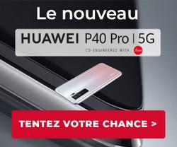 Conso-Enquête Huawei P40 pro 5G