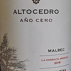 Altocedro - Malbec - 2018