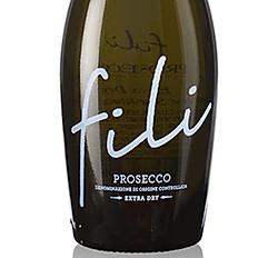 Prosecco extra dry