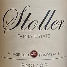 Stoller Family Estate - Pinot Noir - 2018