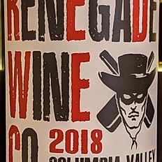Renegade Wine Co. - Cabernet Sauvignon - 2018