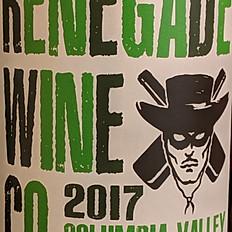 Renegade Wine Co. - Chardonnay - 2017