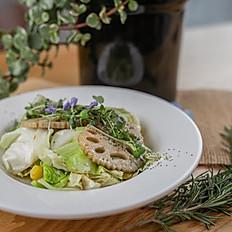 S6. Cabbage & Lotus Root