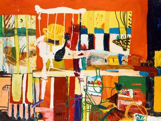 Jarl Ingvarssons paintings