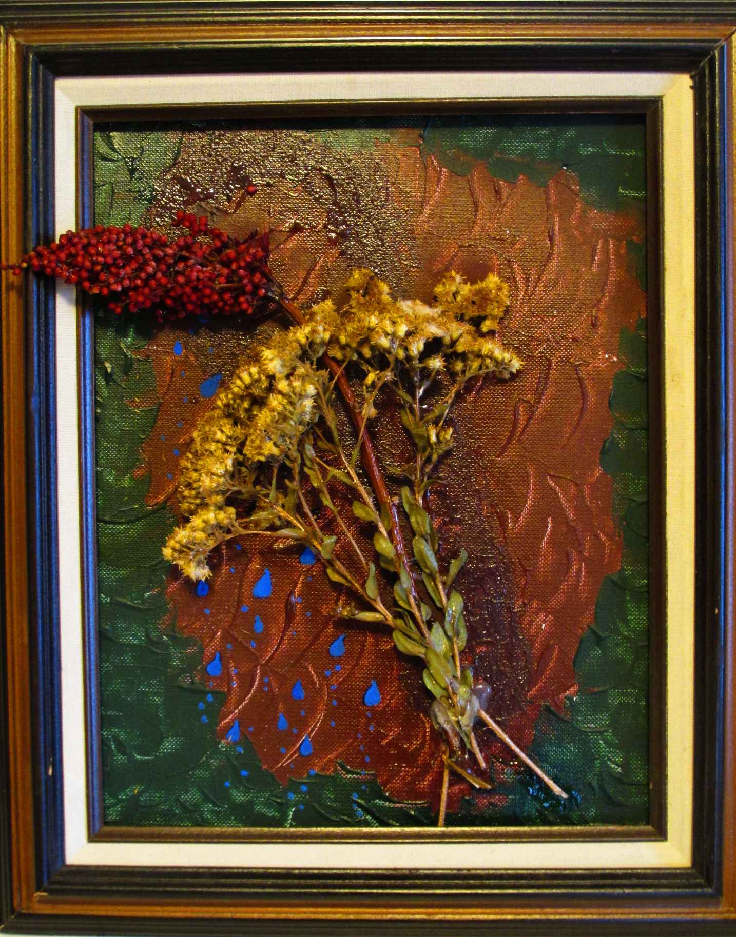 Sumac and Goldenrod