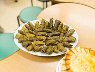 中央アジア×ルーマニア料理教室