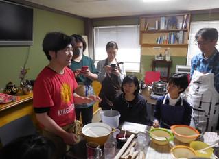 「中央アジアのカワイイ♡もちもち水餃子作り」のイベントを開催しました!