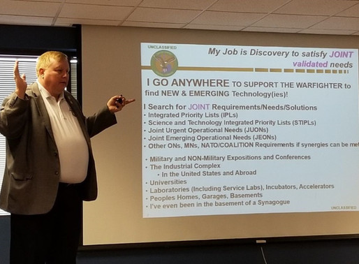 It's a Hit! TRIAD Ohio Scores with Companies & the Department of Defense