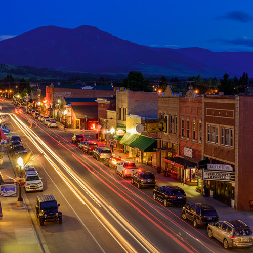 Downtown Red Lodge