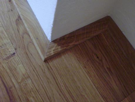 Dubová podlaha masiv