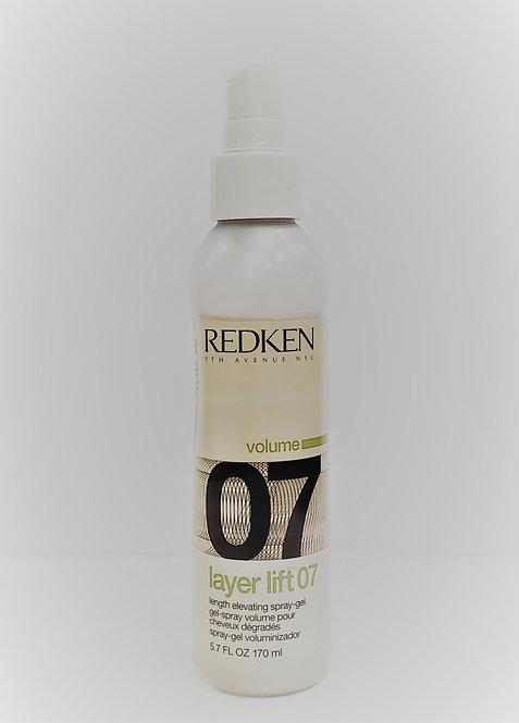 REDKEN Spray Gel Layer Lift 07