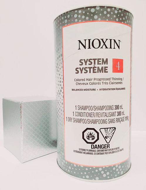 Nioxin système 4 Coffret