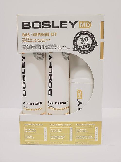 BOSLEY MD Defense Coffret
