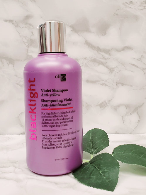 BLACKLIGHT Shampooing violet