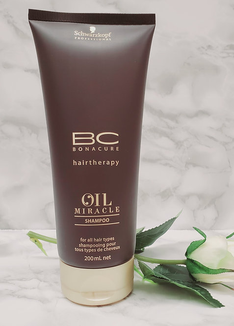 SCHWARZKOPF BC Oil Miracle Shampooing