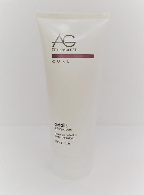 AG Crème Details