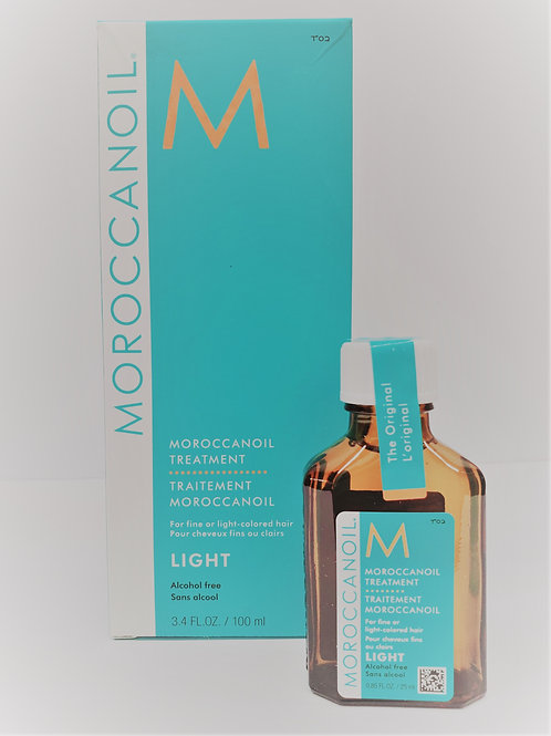 MOROCCANOIL Traitement Light