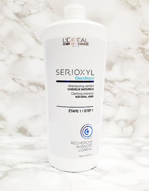 L'ORÉAL Serioxyl Shampooing Clarifiant Étape 1
