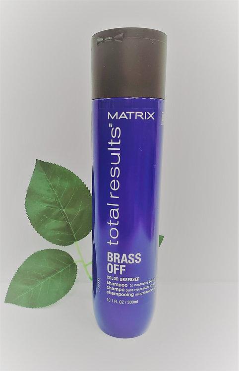 MATRIX Brass Off Shampooing