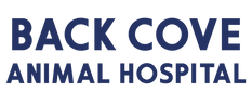 Back Cove Veterinarians Word Logo