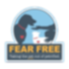 Fear Free Veterinary Clinic Logo