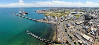Geelong Refinery Pier 5