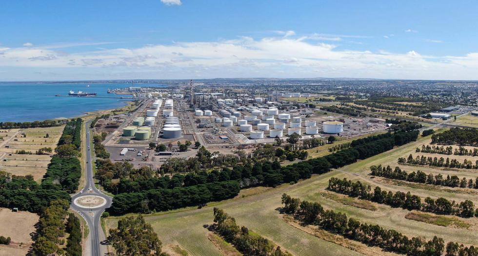 Geelong Oil Refinery 5