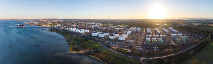 Geelong Oil Refinery 1