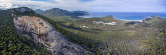 Wilsons Promontory - Bishop Peak